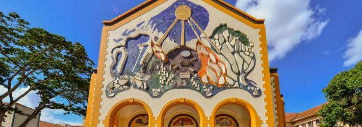 St. Francis Chapel,Makerere