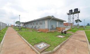 Uganda Biosafety & Biosecurity laboratory facility upgrades- Naro regional diagonistic lab. Nalirri, Nakyesasa