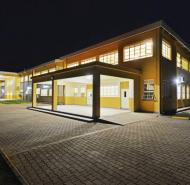 Construction of Moroto Regional Referal Hospital