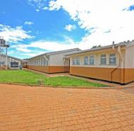 Contract for Refurbishment and equipping of Kawolo general hospital