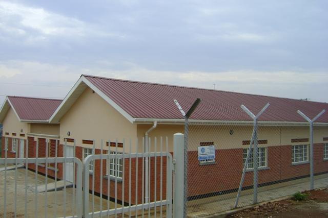 Construction Of Mbarara Hospital At Plot 8 18 Hospital